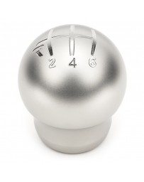 Raceseng Contour Shift Knob (Gate 6 Engraving) M8x1.25mm Adapter - Beaded