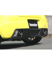 ChargeSpeed Rear Diffuser Carbon (Japanese CFRP) Suzuki Swift Sport Model Z31S 04-10