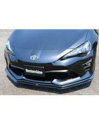 ChargeSpeed Type 2 Carbon Front Lip Toyota FR-S 86 Late Stage Kouki Model 17-18