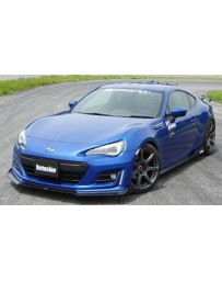 ChargeSpeed FRP Type 2 Complete Lip Kit with FRP Over Fenders 9 Piece Kit Subaru BR-Z ZC-6 17-18