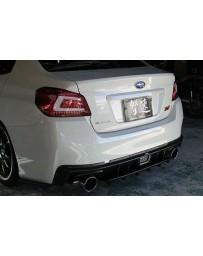 ChargeSpeed F1 Smoke LED Rear bumper Light with bracket & wiring Subaru WRX STi 15-19