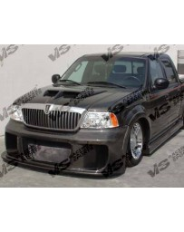 VIS Racing 2003-2006 Lincoln Navigator 4Dr Outlaw 2 Front Bumper