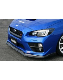 ChargeSpeed Type-1 Bottom Line FRP Front Lip Subaru WRX STi 15-17