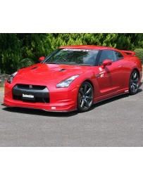ChargeSpeed Hybrid bottom line Full body kit Nissan GTR R35 09-11