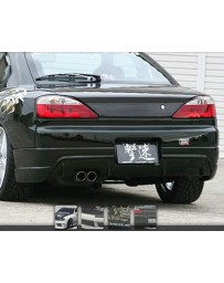 ChargeSpeed Type 1 Full Body Kit Nissan Silvia S15 99-05