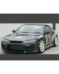ChargeSpeed Type 2 Full Body Kit Nissan Silvia S15 99-05