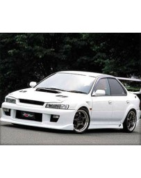 ChargeSpeed Full 4-Piece Body Kit Subaru Impreza GC-8 95-01