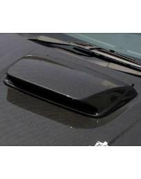 ChargeSpeed GD-B STi Style FRP Hood Duct Subaru Impreza GC-8 95-01