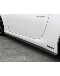 ChargeSpeed Bottom Line Carbon Side Skirts Subaru BRZ Toyota GT-86 13-18