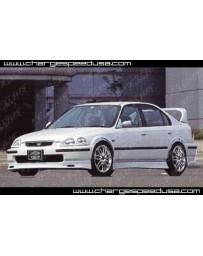 ChargeSpeed Front Spoiler Honda Civic EK Zenki 96-98