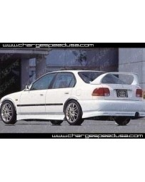 ChargeSpeed Rear Bumper Honda Civic EK 96-00