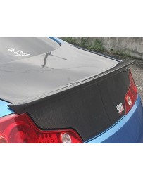 ChargeSpeed FRP Rear Wing Spoiler Infiniti G35 Coupe 03-07