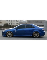 ChargeSpeed Side Skirts Mazda 6 03-08