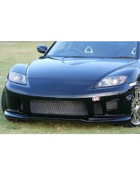 ChargeSpeed Front Bumper Mazda RX-8 03-08