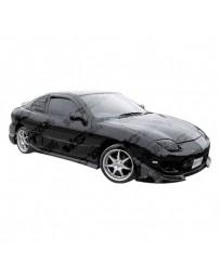 VIS Racing 1995-2002 Pontiac Sun Fire 2Dr Battle Z Full Kit