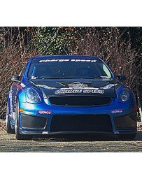 ChargeSpeed Front Bumper Infiniti G35 Coupe 03-07