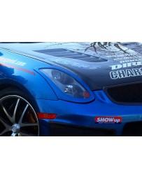 ChargeSpeed FRP Eyelids Infiniti G35 Coupe 03-07