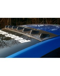 ChargeSpeed Carbon Roof Fin Infiniti G35 Coupe 03-07