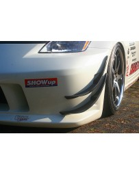 ChargeSpeed Carbon Lower Canards Nissan 350Z 03-08