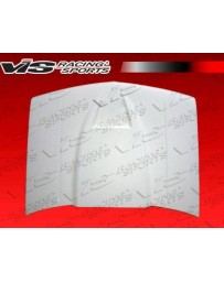 VIS Racing 1983-1994 Gmc Jimmy Fiber Glass Ram Air Hood
