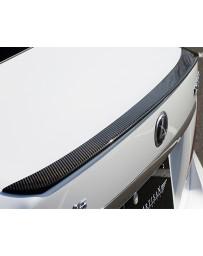 Artisan Spirits High-Spec Line Carbon Fiber Rear Spoiler Lexus LS600hL 10-11