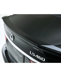Artisan Spirits Verse Sports Line Sports Carbon Trunk Spoiler Lexus LS600hL 12-15