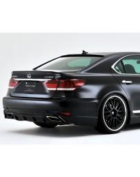 Artisan Spirits Verse Sports Line Rear Half Spoiler Lexus LS600hL 12-15