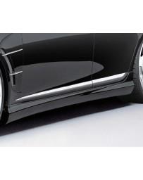 Artisan Spirits Verse High-Spec Line Side Skirts Lexus LS600hL 07-09
