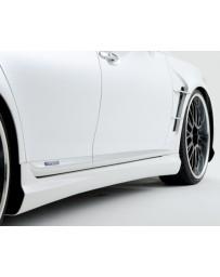 Artisan Spirits Verse High-Spec Line Side Skirts Lexus LS600hL 10-11