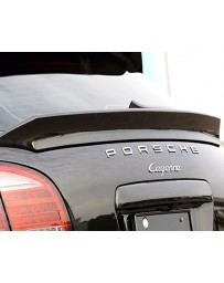 Artisan Spirits Black Label Rear Gate Spoiler Porsche Cayenne 11-17