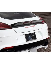 Artisan Spirits Sports Line ARS Carbon Rear Spoiler Porsche 970 Panamera GTS Turbo 14-16