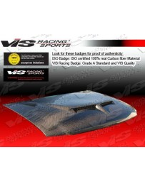 VIS Racing 1998-2002 Lincoln Navigator Fiber Glass Outlaw Type 1 Hood
