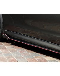 Artisan Spirits Sports Line ARS Carbon Side Skirts Set Porsche Panamera 10-13