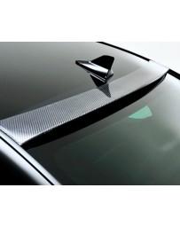 Artisan Spirits Verse Sports Line Sports Carbon Rear Roof Spoiler Lexus LS460 12-15