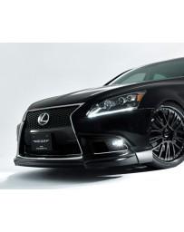 Artisan Spirits Sports Line Front Half Spoiler Lexus LS460 F-Sport 12-15