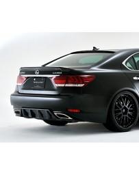 Artisan Spirits Black Label Rear Diffuser Lexus LS600h F-Sport 12-15