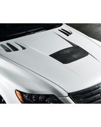 Artisan Spirits Carbon Fiber Hood Lexus LS460 07-09