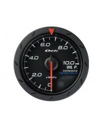 370z Defi Advance CR Gauge - Oil Pressure
