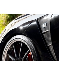 Artisan Spirits Carbon Fiber Fender Duct Panel Lexus RC-F 15-17