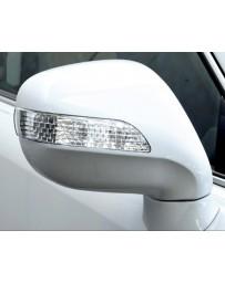 Artisan Spirits LED Blinker Mirror Covers Lexus IS250 06-12
