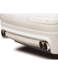 Artisan Spirits Rear Muffler System Mercedes-Benz SL600 02-08