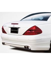 Artisan Spirits Rear Half Spoiler Mercedes-Benz SL550 07-08