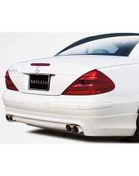 Artisan Spirits Rear Half Spoiler Mercedes-Benz SL65 AMG 05-08