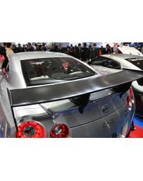 Top Secret Nissan R35 GT-R GT Wing ST1