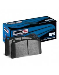 350z Hawk Performance HPS Brake Pads, Front with Non-Brembo Calipers