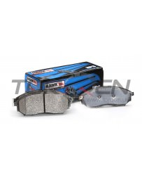 350z Hawk Performance HPS Brake Pads, Front with Standard Non-Brembo Calipers