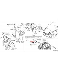 350z HR Nissan OEM Knock Detonation Sensor