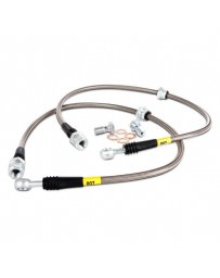 Toyota GT86 StopTech SS Front Brake Lines