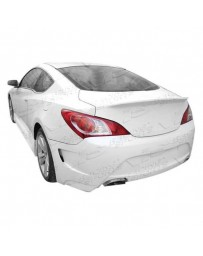VIS Racing 2010-2013 Hyundai Genesis Coupe Ams Gt Rear Bumper