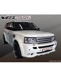 VIS Racing 2006-2009 Range Rover Sports Euro Tech Fender Flares